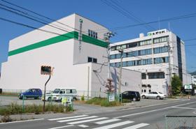 長野日報本社ビルと印刷センター