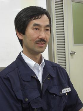 製版部PSM 澤田次長